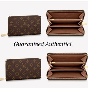 💎✨BEAUTIFUL✨💎LV Portefeuille Zippy Long Wallet